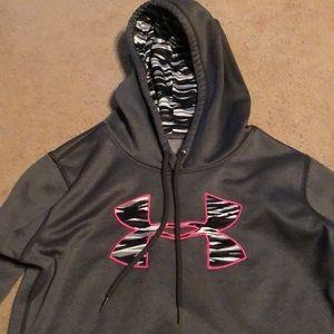 Women's under armor hoodie